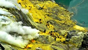 shulpur in ijen crater tour